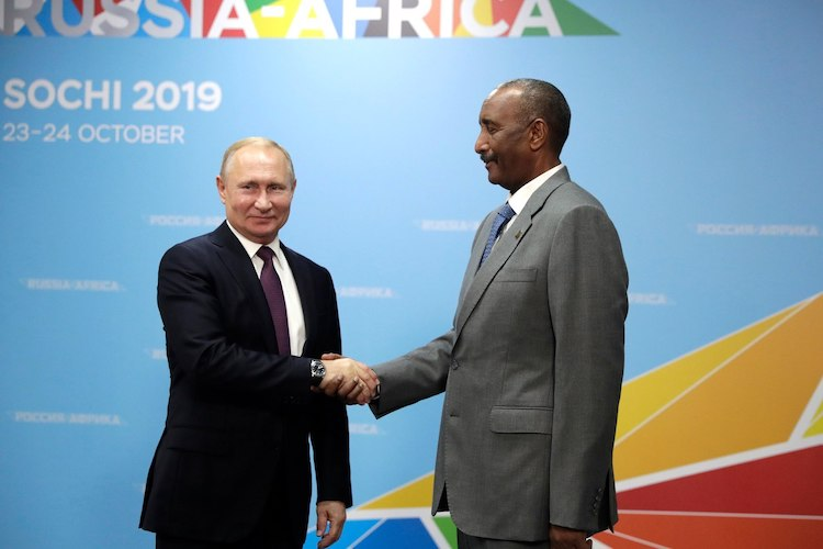 Russia Expands its Foothold in Africa