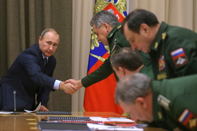 What the West Can Do About Putin's Master Plan