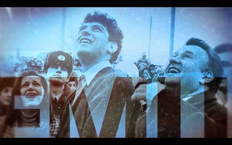 "IMR Releases English-Subtitled Version of ""Nemtsov"""