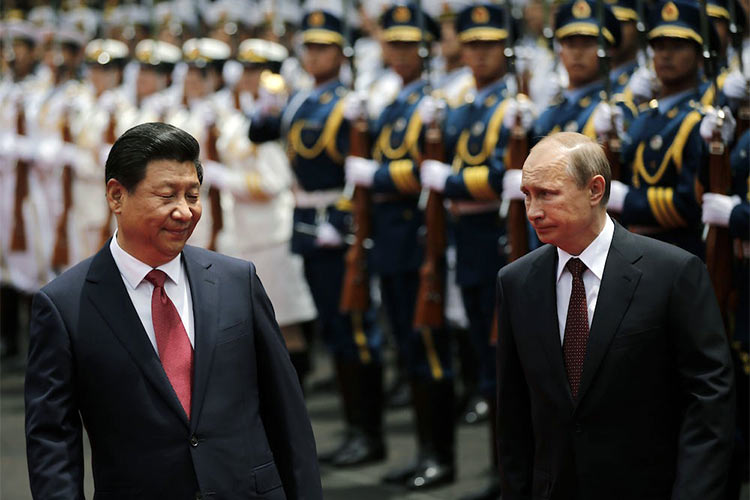 Can the Chinese Dragon Save the Russian Bear?