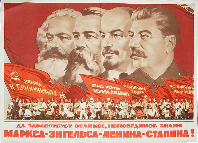 The Birth of Imperial National Communism