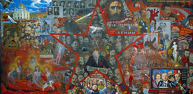 Nationalism in Soviet Russia: The New Wave